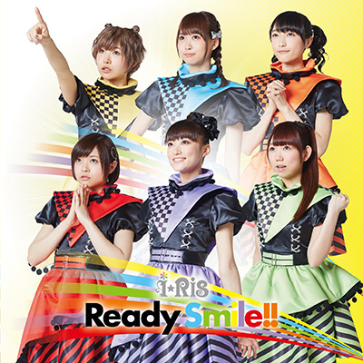 Ready Smile!! *CD+DVD