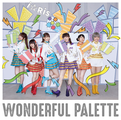 WONDERFUL PALETTE(CD+Blu-ray)