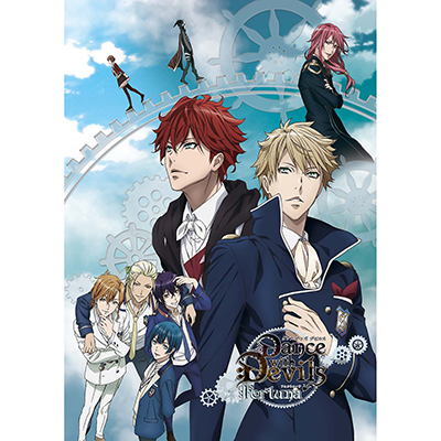 劇場版「Dance with Devils-Fortuna-」ミュージカルコレクション「Dance with Eternity」(CD)