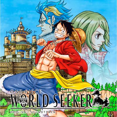 ONE PIECE WORLD SEEKER オリジナルサウンドトラック(2枚組CD)