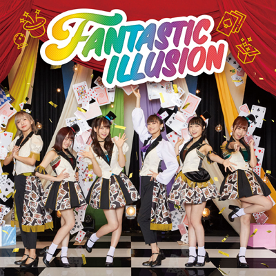FANTASTIC ILLUSION(CD+DVD)