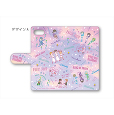 KING OF PRISM 手帳型スマホケース A【PASTEL】マルチタイプM