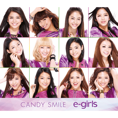 CANDY SMILE(ワンコインシングル)
