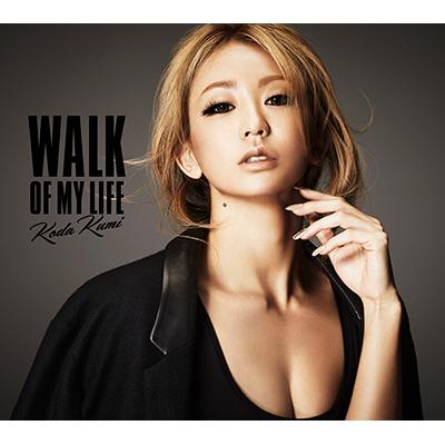 WALK OF MY LIFE 【CD+DVD】ファンクラブ限定盤