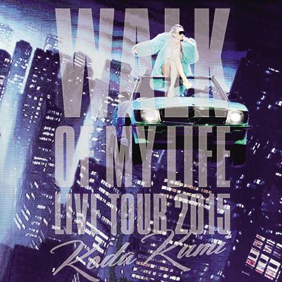 Koda Kumi 15th Anniversary Live Tour 2015 WALK OF MY LIFE【ファンクラブ限定盤】(2枚組CD)
