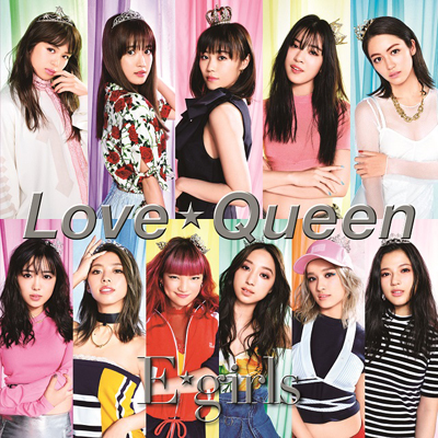 Love ☆ Queen(CD)