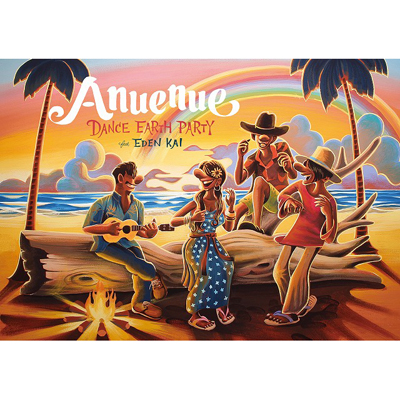 Anuenue(CD+3Blu-ray)