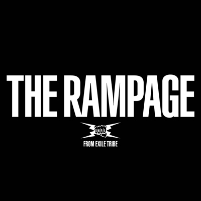 THE RAMPAGE(2CD+Blu-ray)