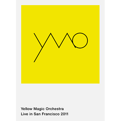 Blu-ray Disc Yellow Magic Orchestra Live in San Francisco 2011