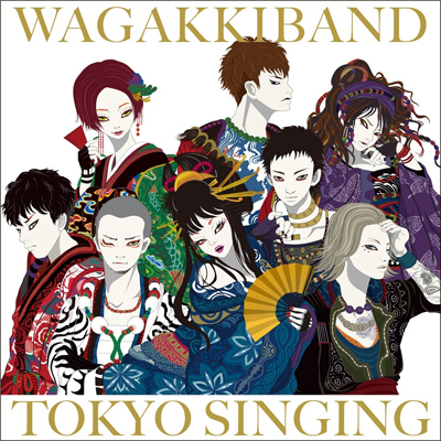 【通常盤】TOKYO SINGING(2CD)