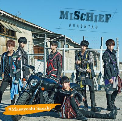 MISCHIEF【佐々木正嘉ver.】(CD)