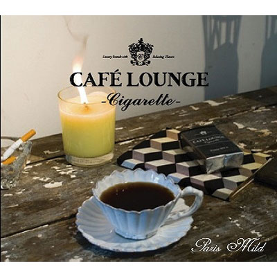 Cafe Lounge Cigarette Paris Milds