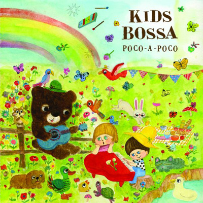 KIDS BOSSA POCO-A-POCO