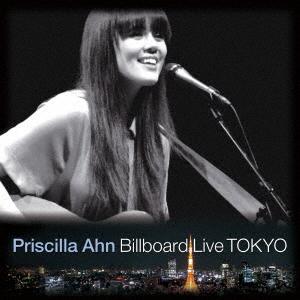 Priscilla Ahn Billboard Live TOKYO(CD)