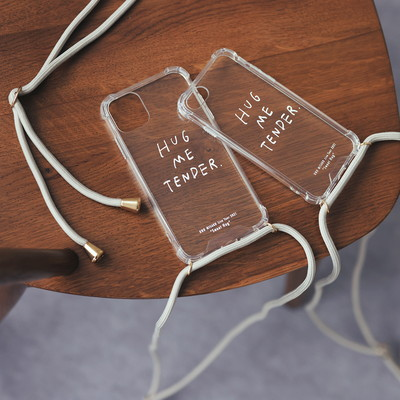 iPhone case (Hug me tender/for iPhone7,8)