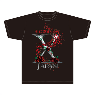 Tシャツ BLACK_A(S)