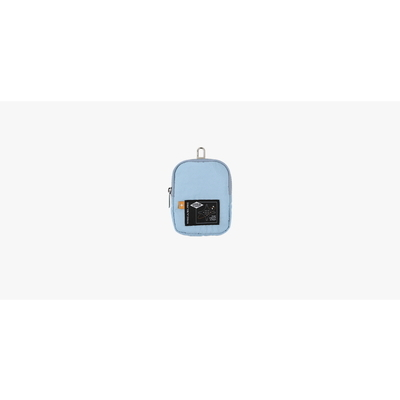 [I LOVE YOU] TREASURE SLING BAG POUCH BLUE