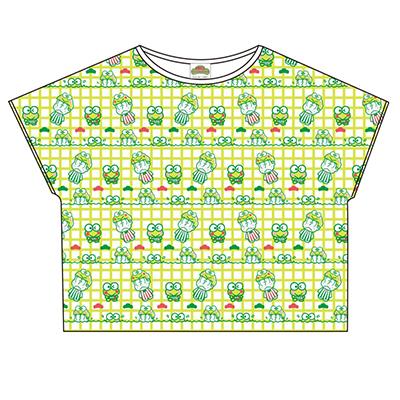 おそ松さん×Sanrio characters 総柄Tシャツ(チョロ松)