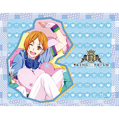 KING OF PRISM by PrettyRhythm レターポーチ vol.3 速水ヒロ