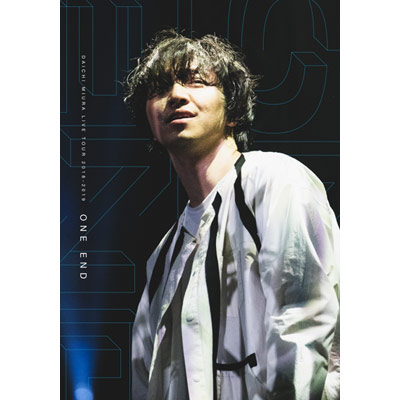 DAICHI MIURA LIVE TOUR ONE END in 大阪城ホール(DVD2枚組+CD2枚組(スマプラ対応))