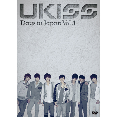 U-KISS Days in Japan Vol.1
