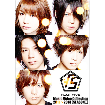 √5 -ROOT FIVE- Music Video Collection  2011~2013 [SEASON I]