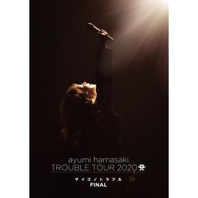 ayumi hamasaki TROUBLE TOUR 2020 A(ロゴ) ~サイゴノトラブル~ FINAL(DVD)