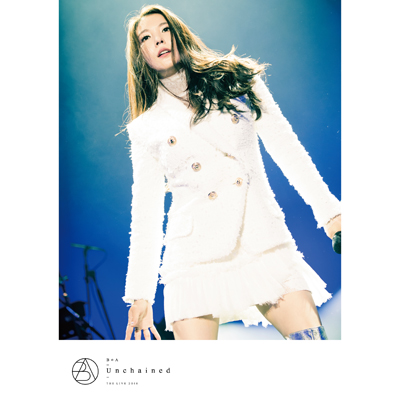 BoA THE LIVE 2018 ~Unchained~【DVD(スマプラ対応)】