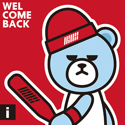 WELCOME BACK(CD)[i盤]