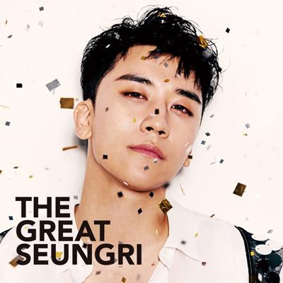 THE GREAT SEUNGRI【ツアー会場限定盤(ジャケットC)】(CD)