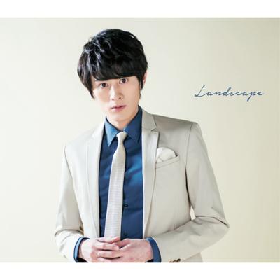 Landscape【メンバーソロジャケット:向山 毅】