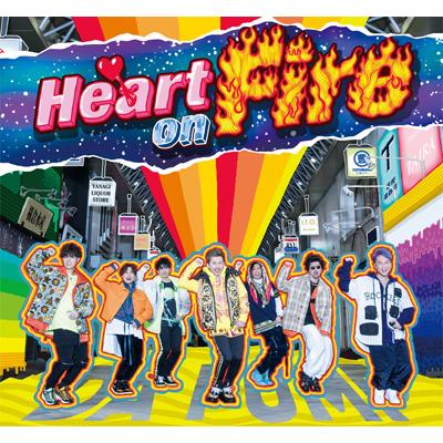 【初回生産限定盤】Heart on Fire(CD+DVD+VR)