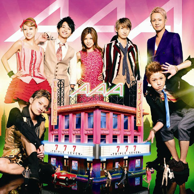 777 ~TRIPLE SEVEN~【CD】