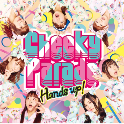 Hands Up!(CD+Blu-ray)