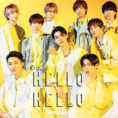 【通常盤(CD)】HELLO HELLO