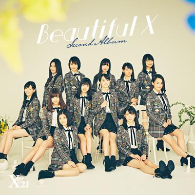 Beautiful X(CD+スマプラ)