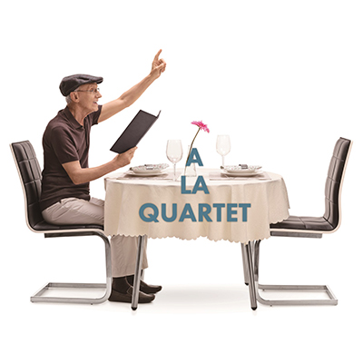 A LA QUARTET(CD)
