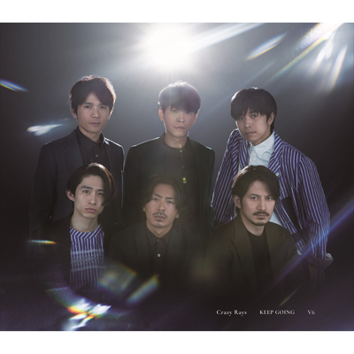 Crazy Rays / KEEP GOING【初回盤A】(CD+DVD)