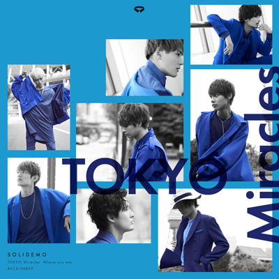 TOKYO Miracles(CD) 【EMO盤】
