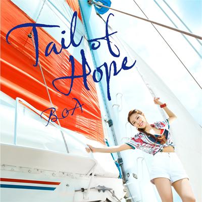Tail of Hope【CDシングル+DVD】