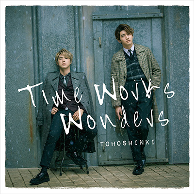 Time Works Wonders(CDシングル)