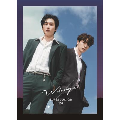 【初回生産限定盤】Wings(CD)【D&E集合 ver.】