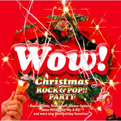 Wow Christmas.V A Wow Christmas Rock Pop Party Mu Moショップ