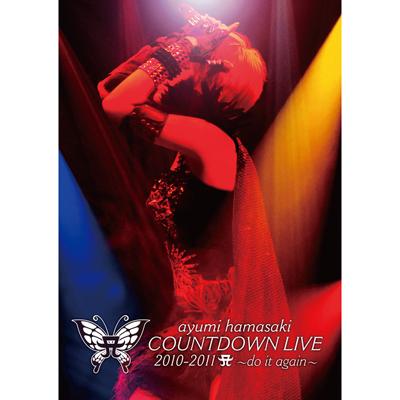 ayumi hamasaki COUNTDOWN LIVE 2010-2011 A(ロゴ) ~do it again~【Blu-ray】