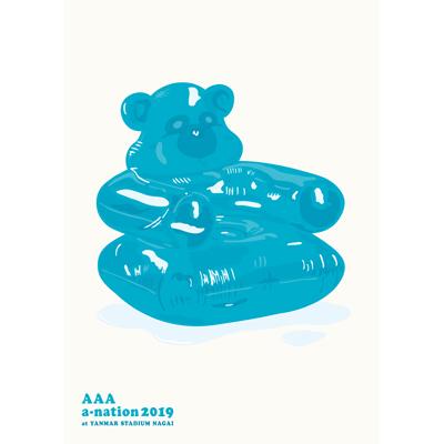 【初回生産限定盤】AAA a-nation2019(Blu-ray+グッズ)