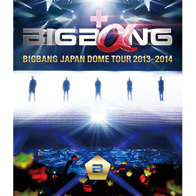 BIGBANG JAPAN DOME TOUR 2013~2014【通常盤】(2枚組Blu-ray)