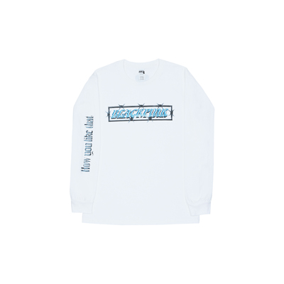 [H.Y.L.T] BLACKPINK LONG SLEEVE T-SHIRTS WHITE