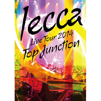 LIVE TOUR 2014 TOP JUNCTION(2枚組DVD)