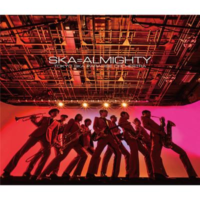 【CD+DVD盤】SKA=ALMIGHTY (CD+2DVD)