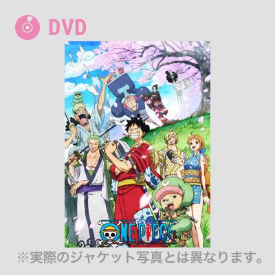 ONE PIECE ワンピース 20THシーズン ワノ国編 piece.12(DVD)